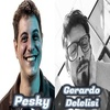 Logo Pesky  y  Gerardo Delelisi  prueban personajes en vivo 🤣 // Maldita Suerte - El destape Radio