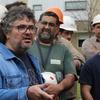Logo Entrevista a Daniel Yofra en el 8° día de la Huelga aceitera y cerealera