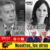 Logo Nosotros los Otros - Conducen Larry Levy y Luis Franc - Radio Caput