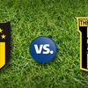 Logo Peñarol vs The Strongest