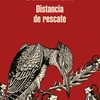 Logo Jardín de Libros: Distacia de Rescate de Samanta Schweblin