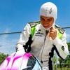 Logo Charlamos con Marcos Siebert quien este fin de semana participó con la F3 Regional en Hungaroring