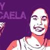 Logo Maju Planas. Ley Micaela