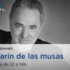 Logo Camarín de las musas - Idea y conducción: Gabriel SenaneS