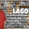 """logo """"Lagom - El secreto sueco de la felicidad"""" Por: Mario Portugal - Radio del Plata"""