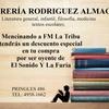 Logo Librería Rodríguez Almagro