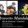 Logo Máximo Rodríguez, músico de Proyecto Mandala
