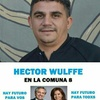 Logo Entrevista a Héctor Wulffe, pre candidato a comunero de la comuna 8 !!