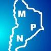Logo Del MPN nos visitan de la Lista Azul, la concejal Ferraresso y la precandidata a concejal, Merlo