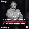 Logo Daniel Cholakian difunde el lanzamiento de Dulce Paraguay, de Vanina Rivarola, en AM530