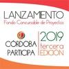 Logo Nueva Convocatoria del Fondo Concursable Córdoba Participa