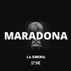 Logo La Siberia | Diego Armando Maradona 10