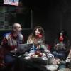 Logo Luisa Kuliok y compañeras del Colectivo Actrices Argentinas en Le Banquet de Mosquito