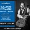 Logo De Criollos y Tangueros con Guillermo Fernandez Programa 1 Radio Nacional Folklórica 98.7