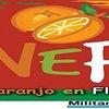 Logo EN SAAVEDRA ESCUCHANOS POR RADIO NARANJO EN FLOR