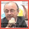 "Logo Leopoldo Moreau: ""En Argentina hubo un estallido en contra del modelo neoliberal, pero en las urnas"""