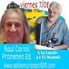 Logo Entrevista a Raúl Carioli (Ed. Prometeo) de Alberto Lettieri