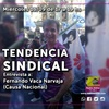 Logo Fernando Vaca Narvaja - Análisis de la realidad argentina - Tendencia Sindical- Radio Atilra