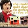 Logo Pedro Saborido: los mensajes están en la calle
