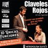 Logo Entrevista a Luis Agustoni - Claveles Rojos - Trasnoche Continental - Radio Continental - 09.01.2020