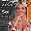 """Logo """"Lo mejor que podía hacer era irme de la obra y fue lo que hice"""" Sol Pérez."""