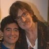 Logo La noche que Charly cuidó a Maradona