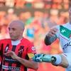 Logo Gol de Gabriel Díaz, en contra. Patronato 0-1 Vélez