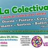 Logo La Colectiva y Proyecto Tenetor en Mar del Plata
