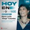 Logo Entrevista a Pimpi Colombo (Enfoque Radio)