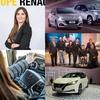 Logo Directora comercial Renault Argentina, Plan 0km Peugeot Argentina, Toyota los atletas, Nissan Leaf