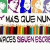 Logo LOS LAPICES SIGUEN ESCRIBIENDO