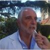 Logo Dr. Gabriel Rosenstein, médico clínico del Hospital Tornú, en #CaballeroDeDía
