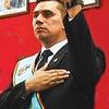"""Logo """"En Bolivia hay una dictadura, que vamos a derrocar democraticamente"""" dijo el cónsul Ademar Valda"""