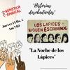 Logo Historias Desobedientes - La Noche de los Lápices - #GeneticaSindical  - 16/09/2021