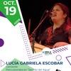 """Logo Lucia Escobar:""""Hay lugares en los que todavía no podemos ser escuchadas y valoradas como músicas"""""""