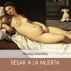 """Logo Horacio González entrevistado sobre su novela """"Besar a la muerta""""(@EdColihue). ¡Imperdible!"""