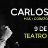 Logo Mario Pergolini entrevista a @carlosvives luego de actuación #BuenosAires