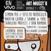 Logo Intervension Habemus Zappa en la Art Muest'r