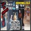 Logo Entrevista | Ieie de Milonga Customs OJO DE CEMENTO // Radio Atomika 23/7/2020