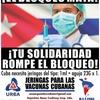 Logo Campaña: Jeringas para las vacunas cubanas