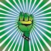 Logo LA BORRA DE LA COCOA sonó en Rock Federal