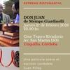 "Logo [NOTA] Mempo Giardinelli sobre la presentación del documental ""Don Juan"""
