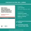 Logo Escuela Secundaria, Convivencia y Participación en La tarde con Carlos Polimeni