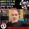 Logo Otra Ronda Radio - Entrevista Fernando Madina - Reincidentes - Martes 31 de Marzo de 2020