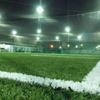 Logo Piden que habiliten los partidos de fútbol en los complejos deportivos