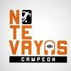 Logo No Te Vayas Campeón capítulo 158 (Futbol femenino y entrevista a KLEV)