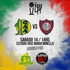 Logo Sangre Verde Radio Aldosivi vs San Lorenzo