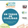 Logo Un Toque de Civilidad lunes 27-01-2020