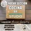 "Logo Studio 91.9 - Weekend Studio - Hernan Gonzalez en ""Cocina y Recetas"""