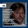 Logo Leandro Santoro - Buenos Vecinos - Radio 10